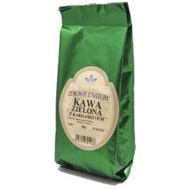 Kawa zielona z kardamonem mielona